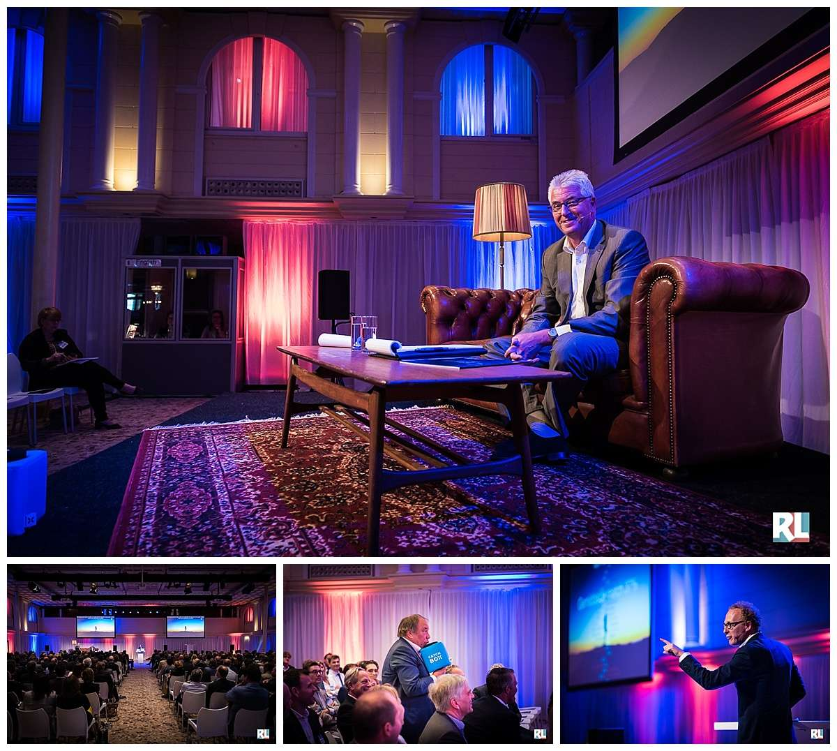 Evenfotografie Narim Congres 2016